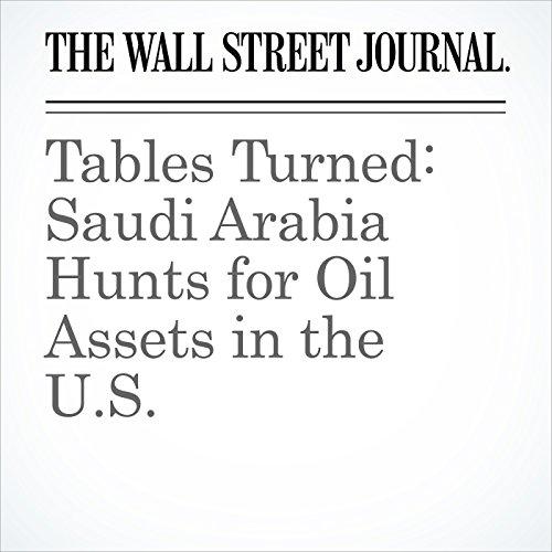 Tables Turned: Saudi Arabia Hunts for Oil Assets in the U.S. copertina