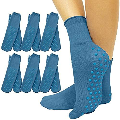 Vive Non Slip Hospital Socks