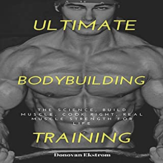 Ultimate BodyBuilding Training cover art