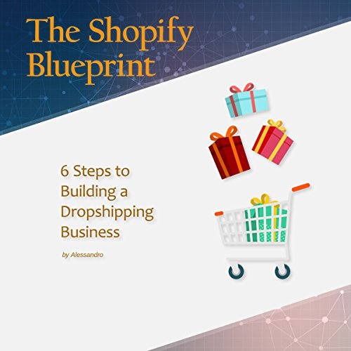 The Shopify Blueprint audiobook cover art