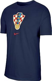 2020-2021 Croatia Crest Tee (Navy)