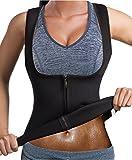 Best Corset To Lose Belly Fats - GAODI Women Waist Trainer Sauna Vest Slim Corset Review