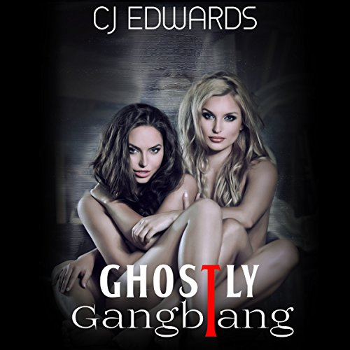 Ghostly Gangbang audiobook cover art