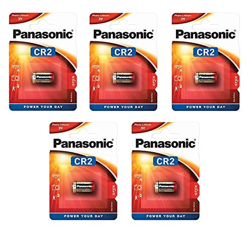 Pilas Cr2 3V Panasonic Marca Corp. Panasonic