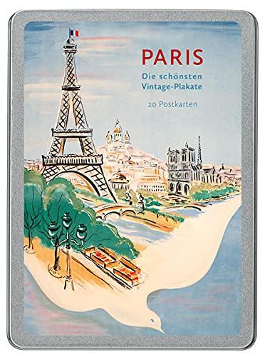 Paris: Die schönsten Vintage-Plakate