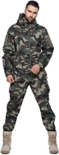 ChangNanJun Gear Military Special Ops Soft Shell Tactical Jacket + Pants Set