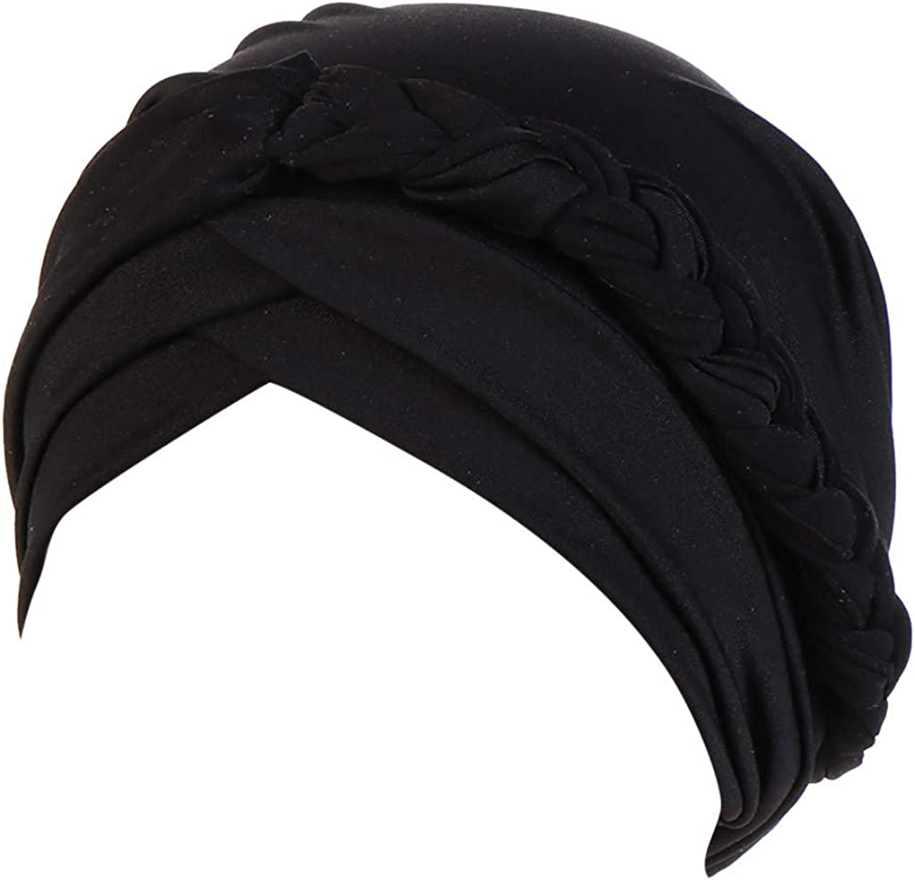 Womens Velvet Long Head Wrap Turban Hijab Long Tube Head Scarf Tie Muslim