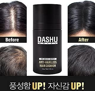 Dashu Anti Hair Loss Hair Cushion, Natural Brown, 26 Grams