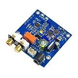 QCC3003 Bluetooth 5.0モジュール DC 7-12V PCM5102 DACデコード A2DP、AVRCP、HFP、AAC、I 2 Sをサポート