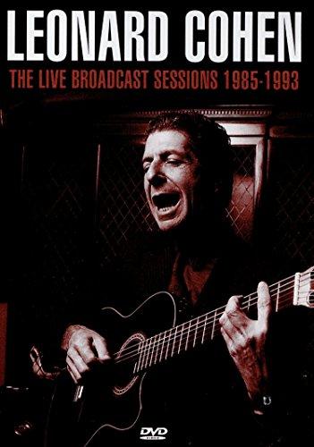 Leonard Cohen: The Live Broadcast Sessions 1985-1993 [DVD] [UK Import]