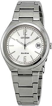 Citizen Chandler Silver Dial Ladies Watch