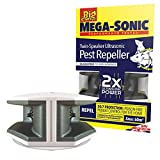 Best Victor Ultrasonic Rodent Repellers - The Big Cheese STV725 Ultra Power Mega-Sonic Twin-Speaker Review