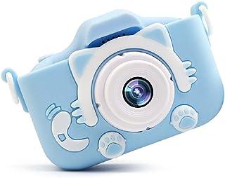 HHuin Kindercamera mini-HD-video met SD-kaart intelligente opname