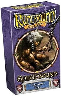 Fantasy Flight Games Runebound: Spiritbound Class Deck
