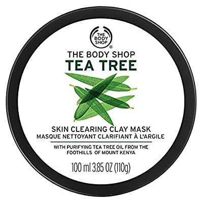The Body Shop Tea Tree Skin Clearing Clay Mask - 100ml