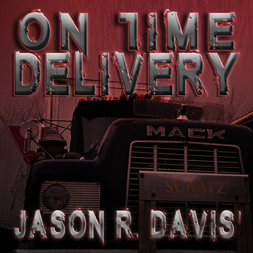 On Time Delivery audiobook cover art