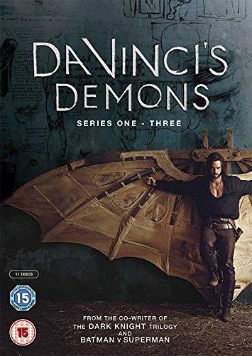Da Vinci's Demons - Complete Series 1-3 [Reino Unido] [DVD]