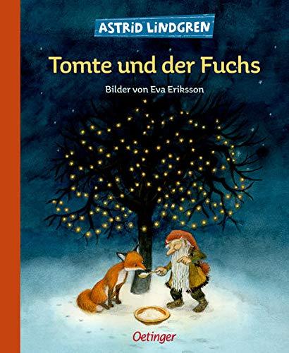 Tomte und der Fuchs (Tomte Tummetott)