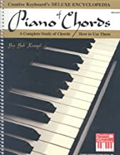 Creative Keyboard's Deluxe Encyclopedia of Piano Chords: A Complete Study of Chords and How to Use Them