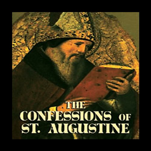 Confessions of Saint Augustine cover art