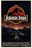 CCparton Vintage Jurassic Park Film Movie Metal TIN Sign Poster Wall Plaque
