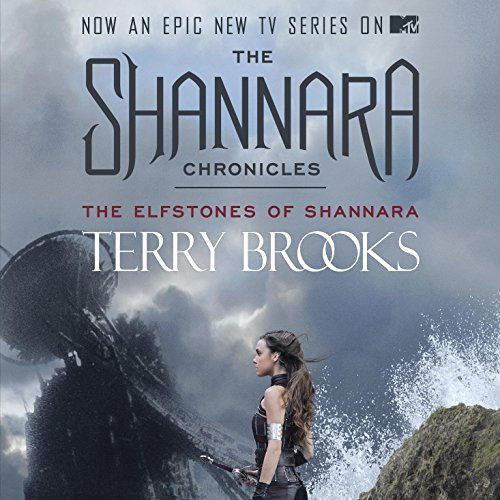 The Elfstones of Shannara audiobook cover art
