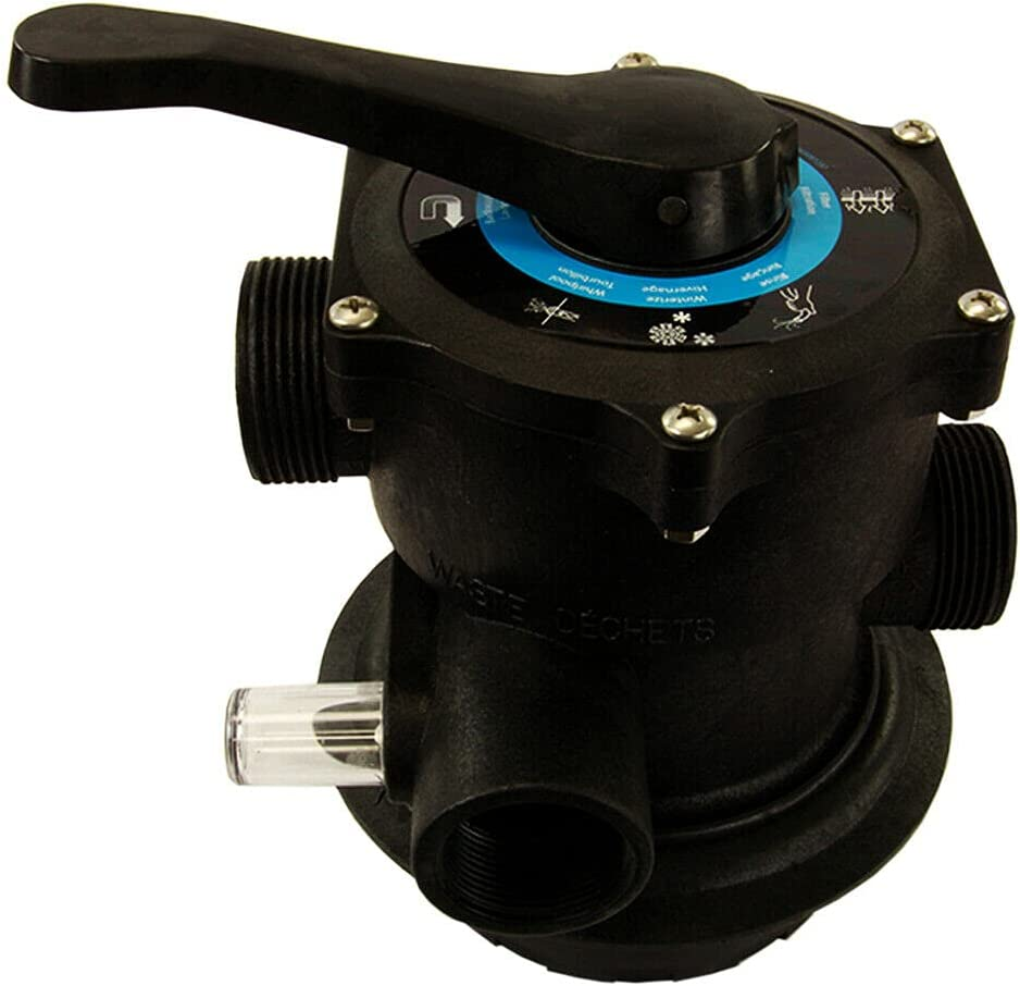 Aoheke 7-Way Multi-Port Valve Japan's largest assortment for Carvin Laser Pool OFFicial mail order L19 Swimming