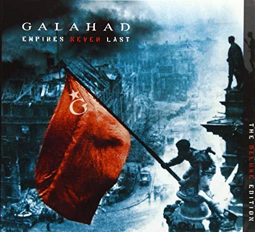 Galahad: Empires Never Last (Audio CD)