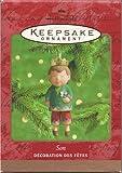 Son, 2000 Hallmark Keepsake Ornament