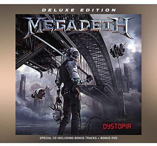 Dystopia [Deluxe Edition] [SHM-CD+DVD] [Japan Bonus Track]