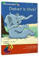 领航船 培生英语分级绘本 1-9 Elephant Is Stuck!
