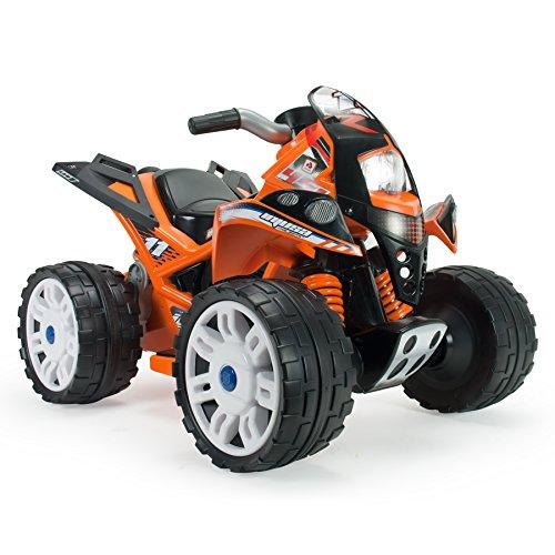 INJUSA–760–Veicolo Elettrico–Quad The Beast–6V