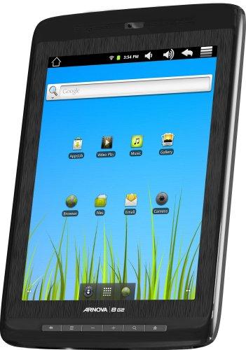 Arnova 8 G2 Tablet 8GB, 20,3cm (8 Zoll) kapa.Multitouch, Android 2.3, 1GHz, 512MB RAM, WiFi, 3Gfähig, microSD Slot, Webcam