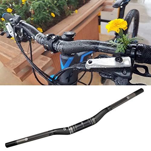 Fahrrad Vollcarbon Rennrad Bent Lenker, Größe: 720mm (Matt) Top Biker