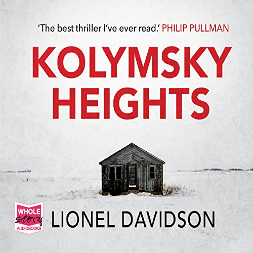 Kolymsky Heights audiobook cover art