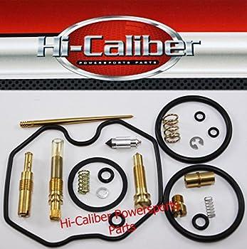 OEM QUALITY Hi-Caliber Powersports Parts Carburetor Carb Rebuild Kit for the 2001-2005 Honda TRX 250EX 250 EX Sportrax ATVs