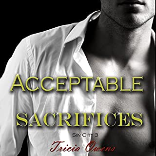 Acceptable Sacrifices audiobook cover art