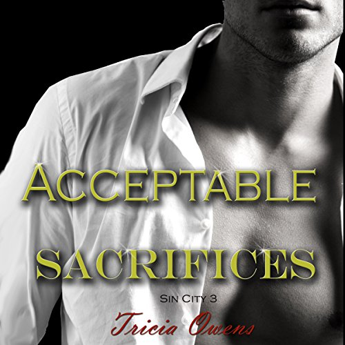 Acceptable Sacrifices audiobook cover art
