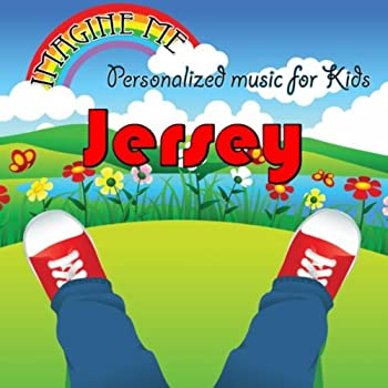 Imagine Me - Personalized Music for Kids  Jersey