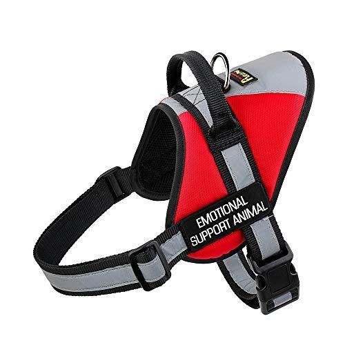PLUTUS PET No Pull Emotional Support Dog Vest