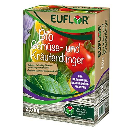 Bio Gemüse Kräuterdünger