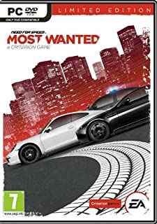 Need for Speed: Most Wanted  Limited Edition (PC) (輸入版)
