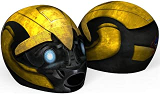 Bumblebee Motorcycle Helmet Cover AND Visor Sticker Decal Transformers