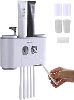 Blusea - Soporte para cepillo de dientes, ecoco automático