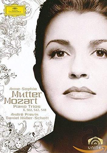 Price comparison product image Mozart: Piano Trios K. 502,  542,  548
