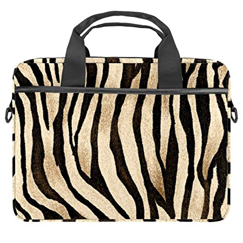 13.4'-14.5' Laptop Case Notebook Cover Business Daily Use or Travel Sexy Tiger Skin Pattern