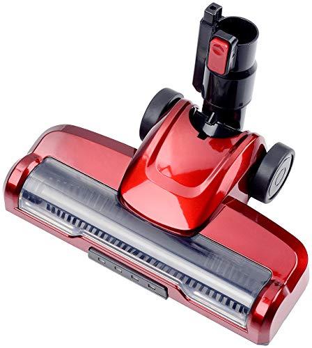 Tête de rechange avec brosse rotative et LED pour aspirateur BHS-550.ak [Sichler Haushaltsgeräte]