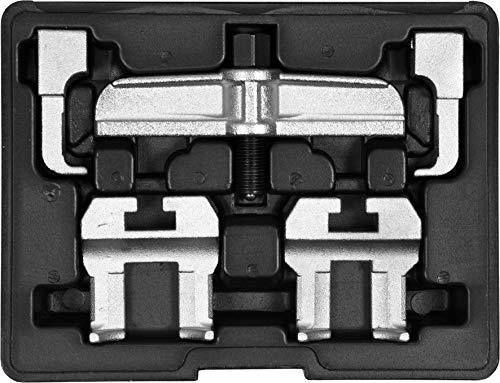 Yato Profi Nokkenaswiel trekker set 5 TLG. voor VAG, Audi, Skoda benzine & diesel, TDI, 4-6-8 cilinder nokkenas wiel trekker tandriem verwisselen