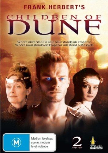 Frank Herbert's Children of Dune by Alec Newman