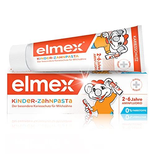 Elmex - Pasta De Dientes Para Niños - (50ml)
